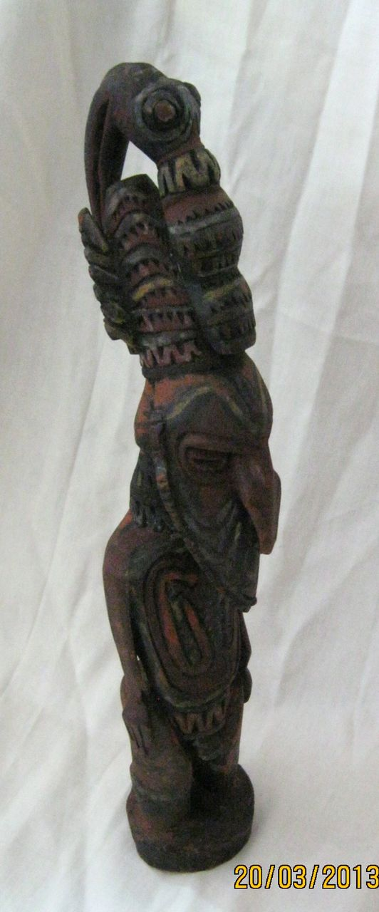 Sepik River PNG Fertility Totem Figure