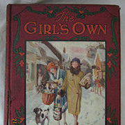 The Girls Own Annual 1928