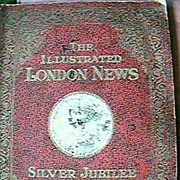 British Monarchy Silver Jubilee Record 1910-1935