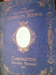 British Monarchy Coronation Record 1937 King George V1& Queen Elizabeth
