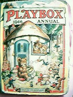 Playbox  Annual 1946