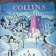 COLLINS Childrens Annual Circa 1940's