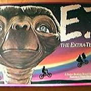 ET The Extra Terrestrial Board Game 19821982