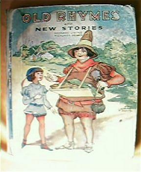 "Vintage BOOKANO Pop Up Book ""Old Rhymes & New Stories"" 1952"