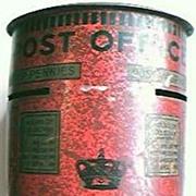 Vintage  J. S. FRY & SONS Money Box