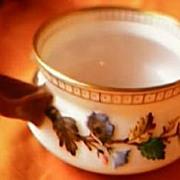 Antique Pirkenhammer Peasant Bowl Circa 1837