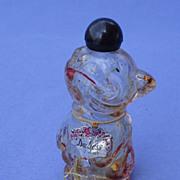 Bonzo perfume original label