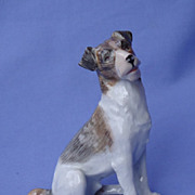 Wire Fox Terrier Dresden Germany 6""