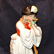 Herend The Mournful Shepherd #5427