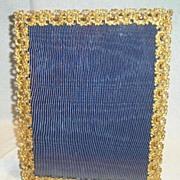 French Dore Brass Frame