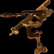 Brass Bar Corkscrew - The Acme