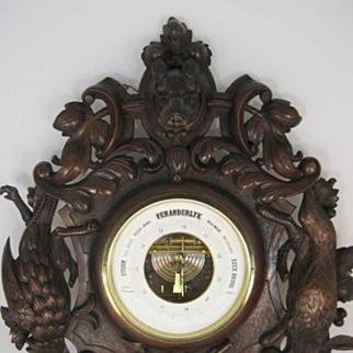 SALE Black Forest Barometer