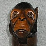 Black Forest Monkey Nutcracker