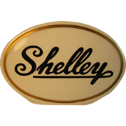 UK Shelley Group - Shelley Advertising Sign