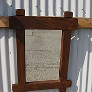 French Antique Rustic Wall Mirror French Antique Furniture