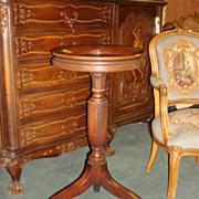 American Antique Pedestal Antique Stand American Antique Furniture