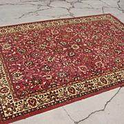 Antique Oriental Carpet Rug Persian Rug Afghan Carpet