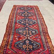 Beautiful Antique Hand Made Persian Rug Oriental Carpet