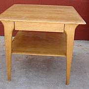 Mid Century Modern Furniture Heywood Wakefield Coffee Table Side Table Lamp Table