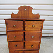 Antique Spice Cabinet Antique Apothecary Cabinet