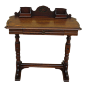 American Antique Writing Desk Console Table Antique Furniture