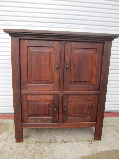 French Antique Cabinet Cupboard Rustic Antique Furniture