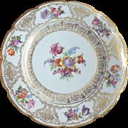 Schumann / Bavaria Dresden Line Cabinet Plate
