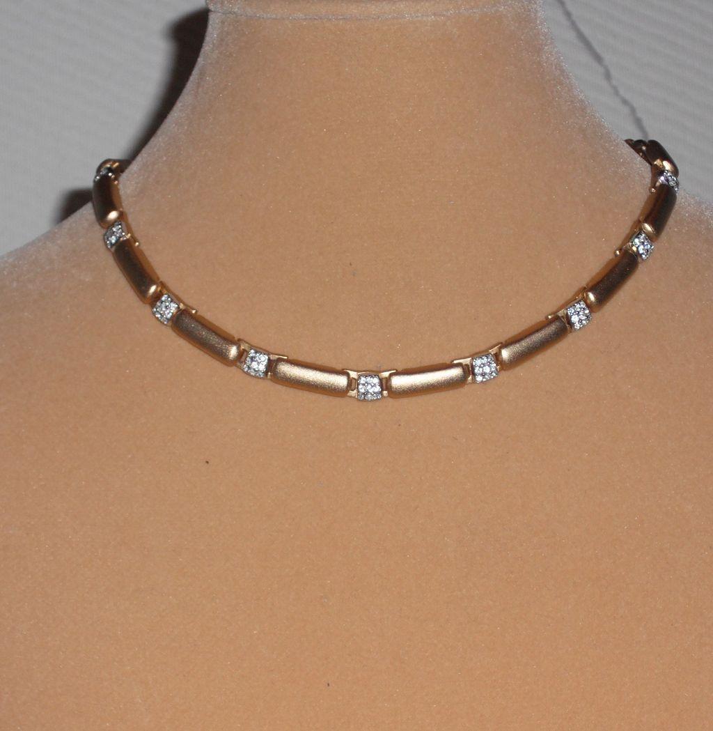 "Swarovski Vintage 15.75"" Necklace"