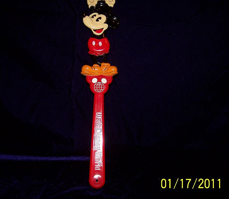 Vintage Mickey Mouse Souvenir