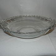 Vintage Fostoria Century Glass Mint Tray