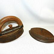 Vintage Sad Irons