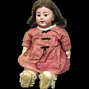 K & K Toy Co. Bisque Doll 58, Alt Beck & Gottschalck, ABG