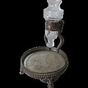 Art Nouveau, Art Deco Epergne & Perfume Tray