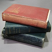 Lot of 3 Civil War Books