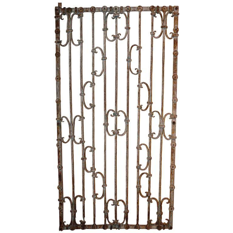19th c. Iron Gate