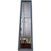 19th Century French Antique Provincial Mirror
