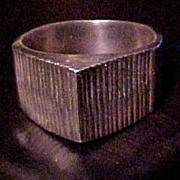 Fantastic Silver Ring