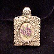Vintage Perfume Bottle Austria