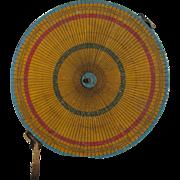 Vintage Carnival Game Wheel of Chance Dart Wheel