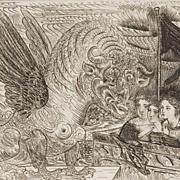 SALE Pablo Picasso 'Taureau' 1956 German Lithograph..Edition Suite Vollard.