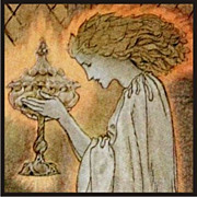 Arthur Rackham Illustrated 'The Romance of King Arthur' 1917.