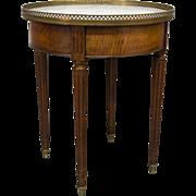 19th c. Louis XVI Style Bouillotte
