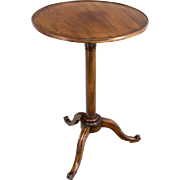 19th c. French Adjustable Height Table
