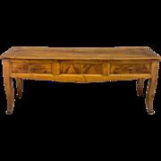 19th Century Louis XV Style Table de Gibier