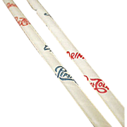 Old, Pepsi Advertising, Paper Straws - 6