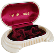 Old, Park Lane, Bracelet or Wrist Watch Display Box