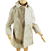 Old Doll Clothes for Ken - All Weather Over Coat
