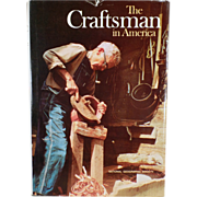 Old Book - The Craftsman in America - Hardbound