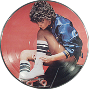 """Old Picture Record - Linda Ronstadt """"Living in the USA"""" - Original Packaging"""