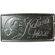 Old Sharpening Stone for Razor Blades - Koken's Moor